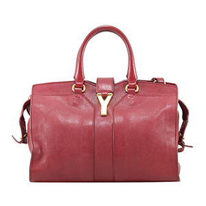 Small Cabas Chic in Red