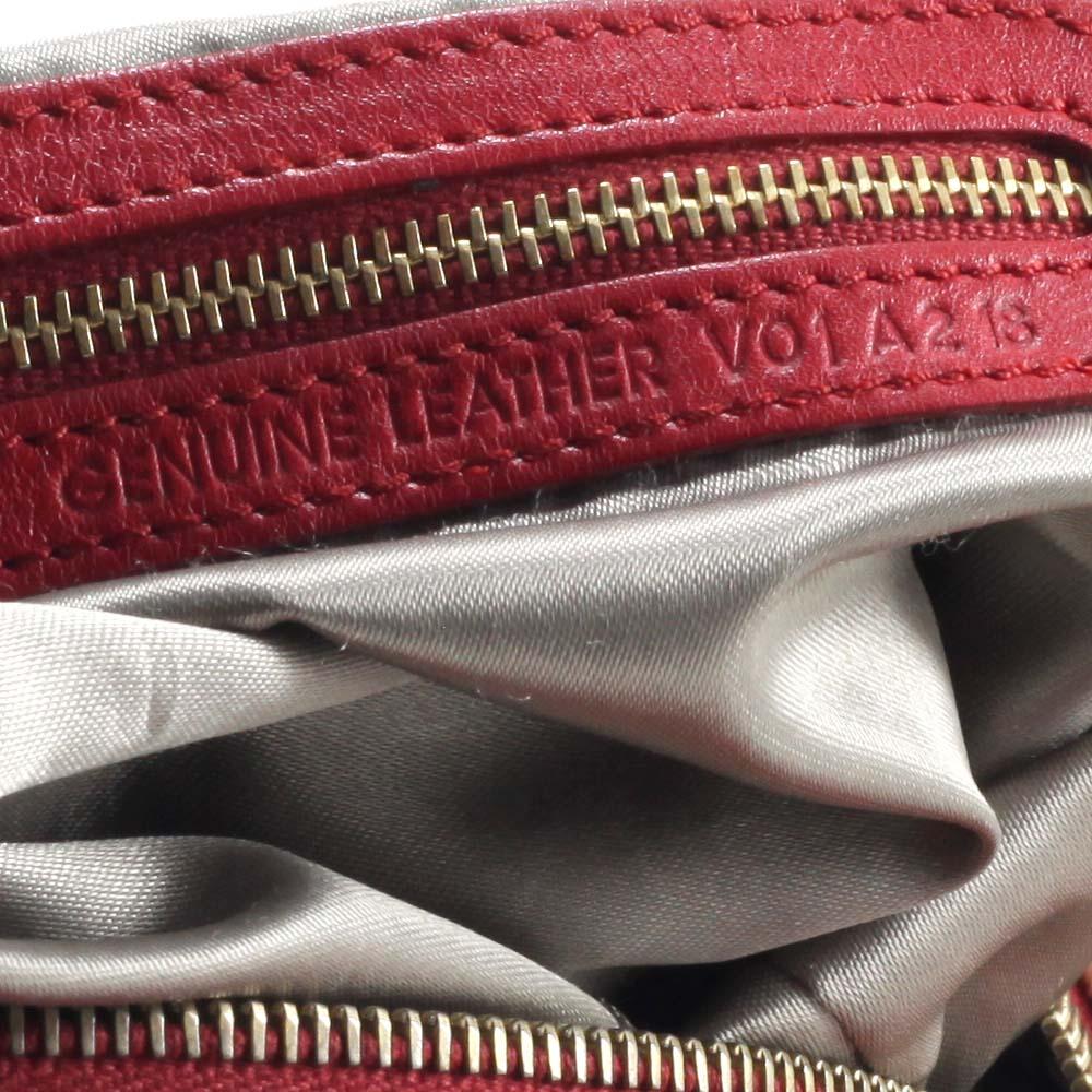 Sling Bag in Red