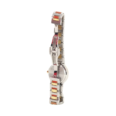 Ladies Watch Combination Gold Silver