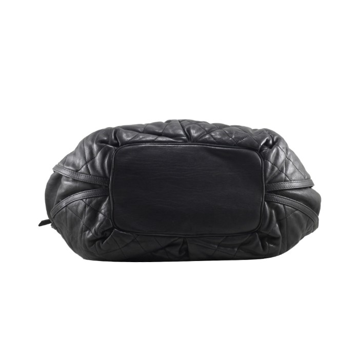 Large Bittersweet in Black Leather