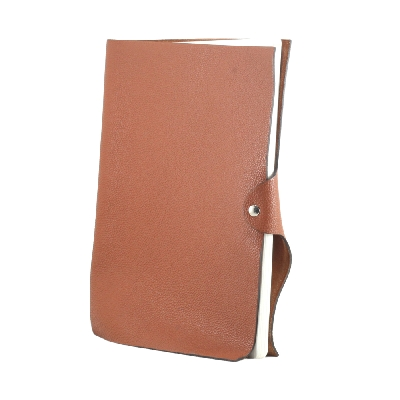 Ulysse Notebook in Leather