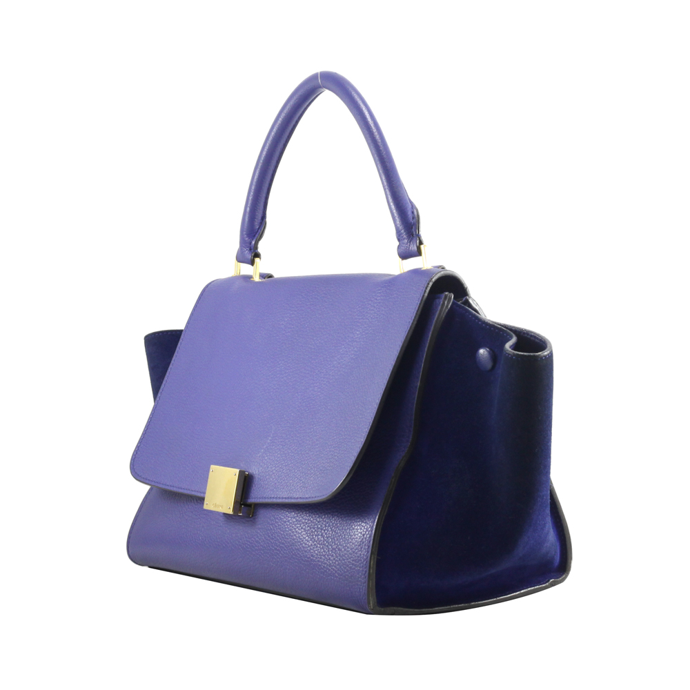 Trapeze Small in Royal Blue
