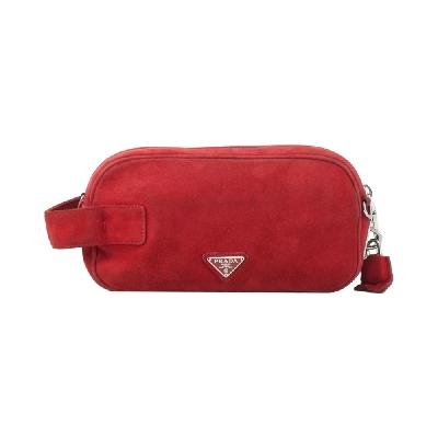 Pochette Rosso Camoscio