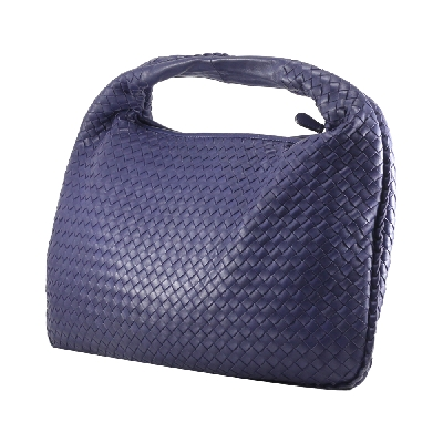 Woven Large in Navy Blue