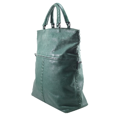 Tote Bag in Green