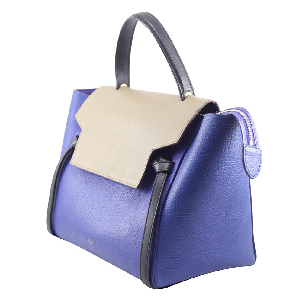 Mini Belt 2tone in Blue