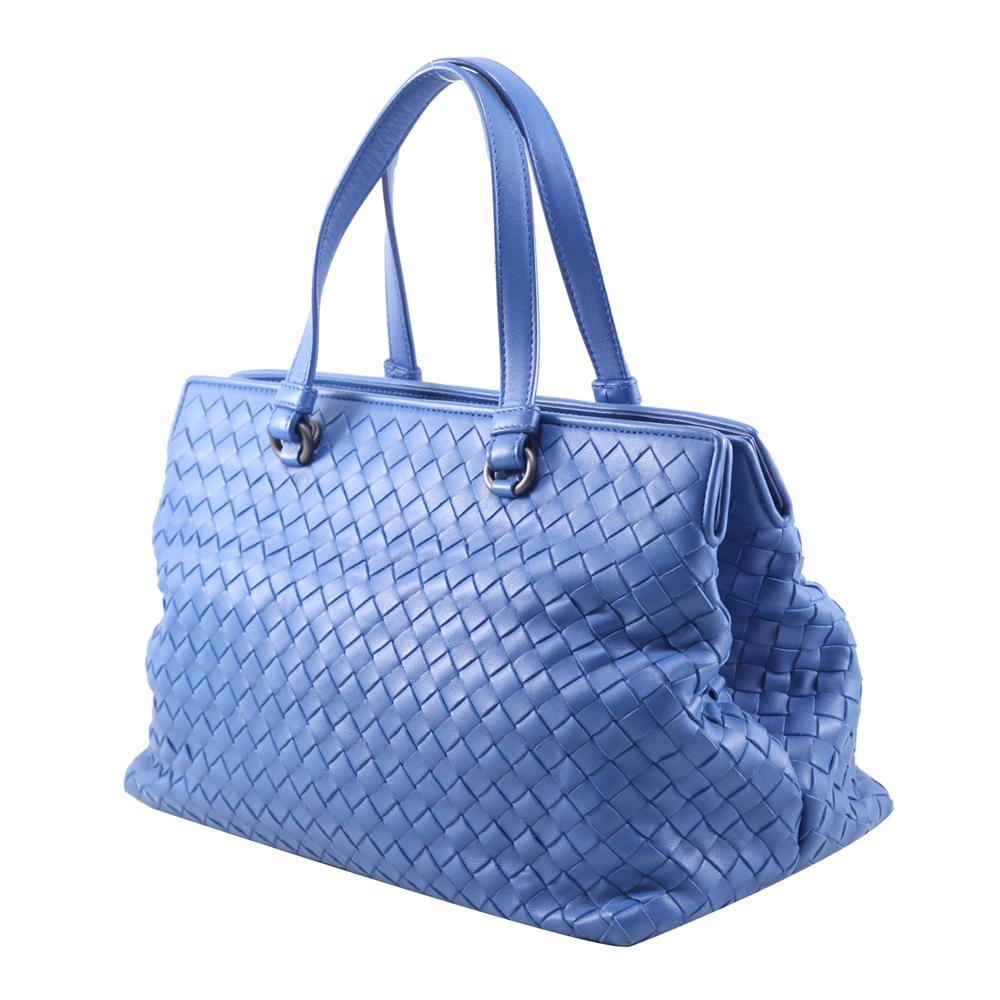 Intrecciato Bag 2 Compartments