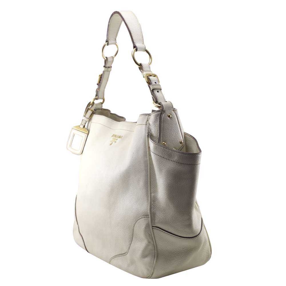 Double Bag in Brown
