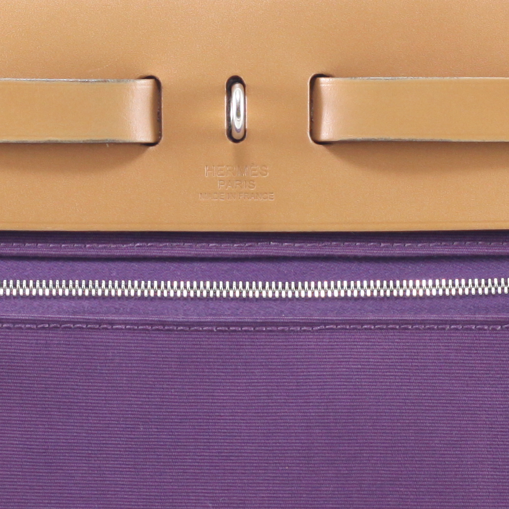 Herbag 31 Cassis Canvas